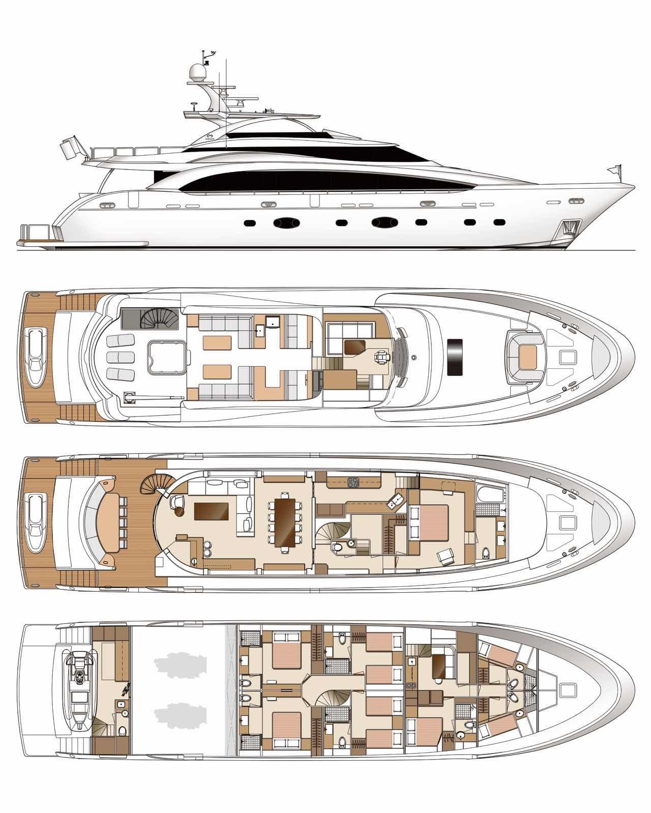 Horizon Yacht Europe - RP 110