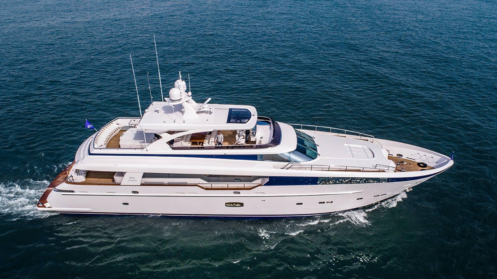 Horizon Yacht Europe - CC Series +80 ft