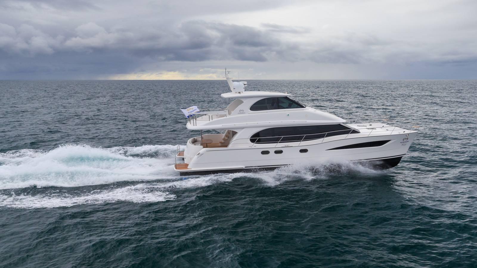 Horizon Yacht Europe - PC Series 52–74 ft