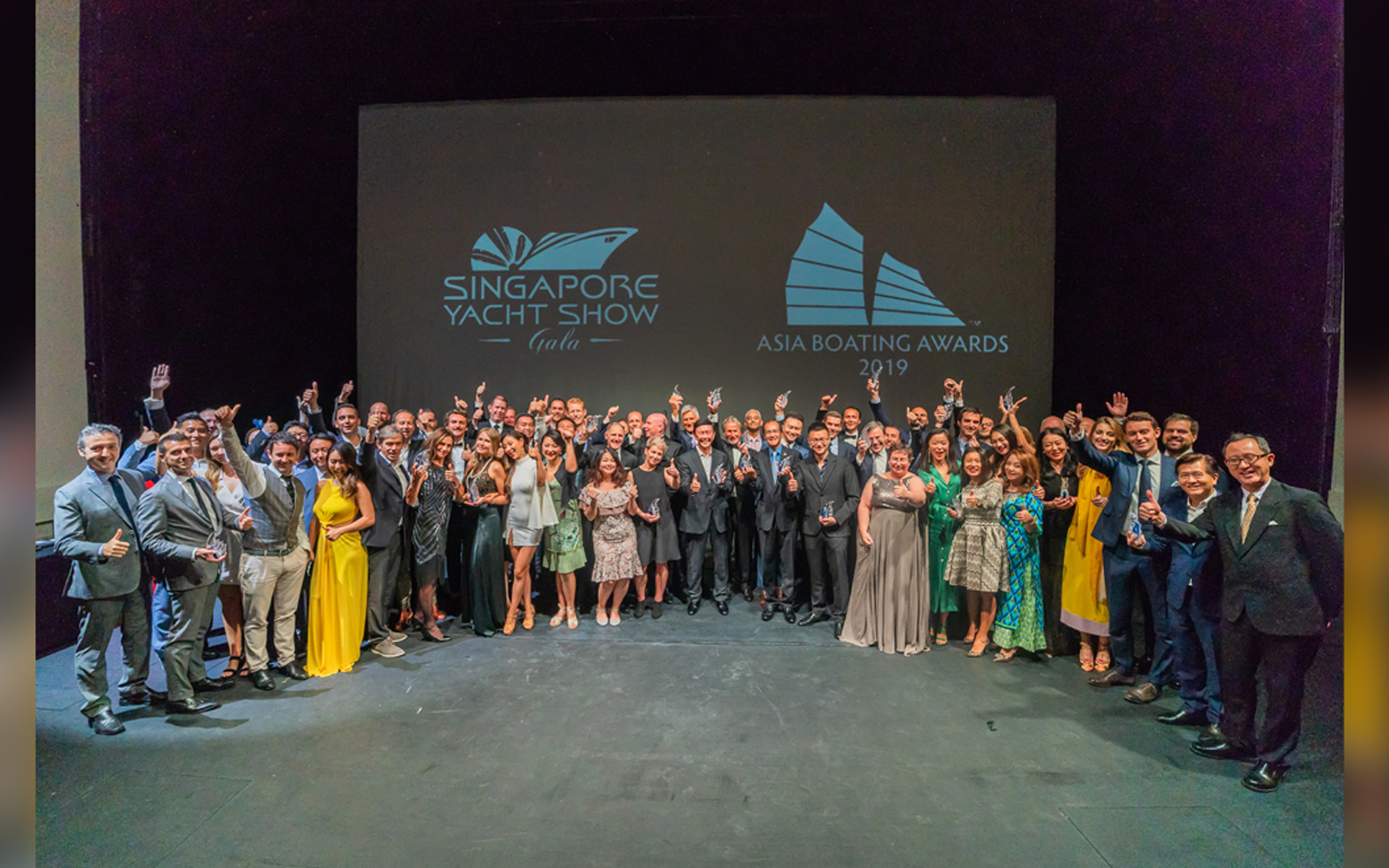"Horizon Yachts Receives ""Best Asian Yacht Builder"""