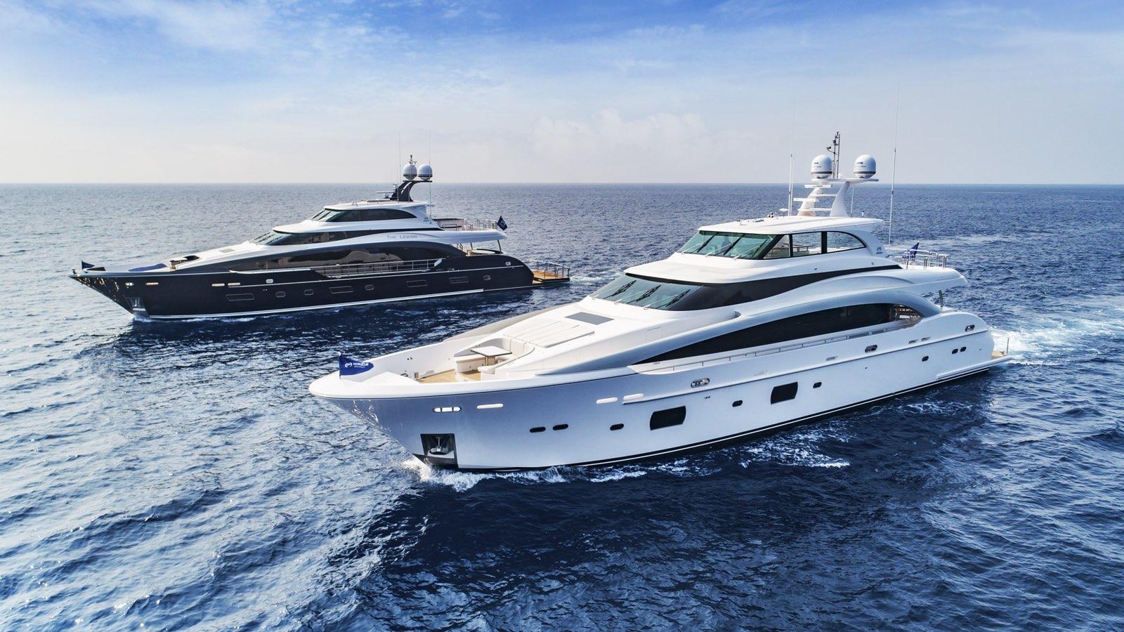 Horizon Yacht Europe Home